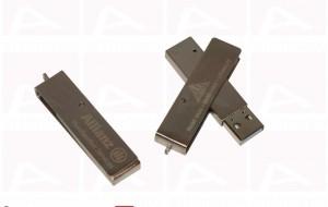Custom slide metal usb key