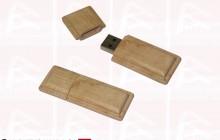 Custom wood usb key