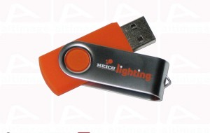Usb key custom Heico Lighting