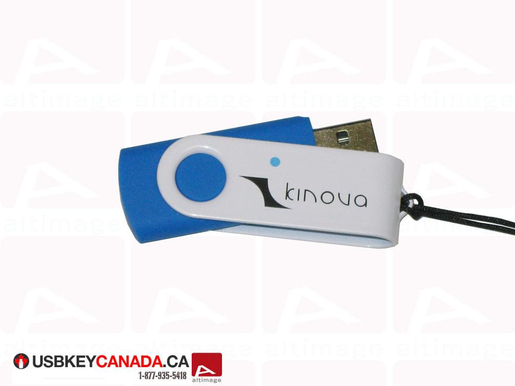 Custom Kinova usb key