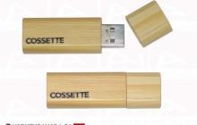 Custom usbkey bamboo