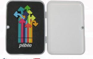 PEBEO custom usb key